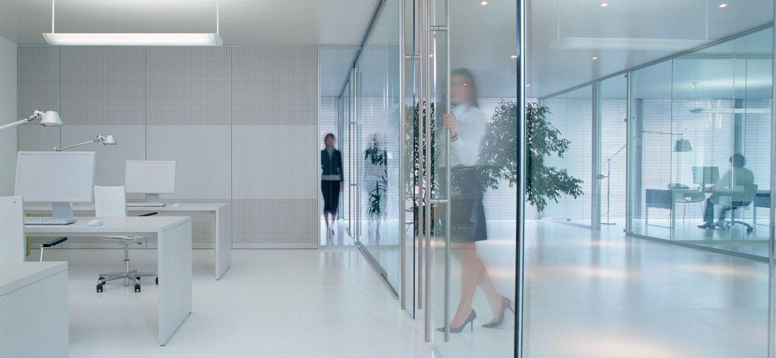 Afbeelding bij Maatwerk glas voor utiliteitsprojecten