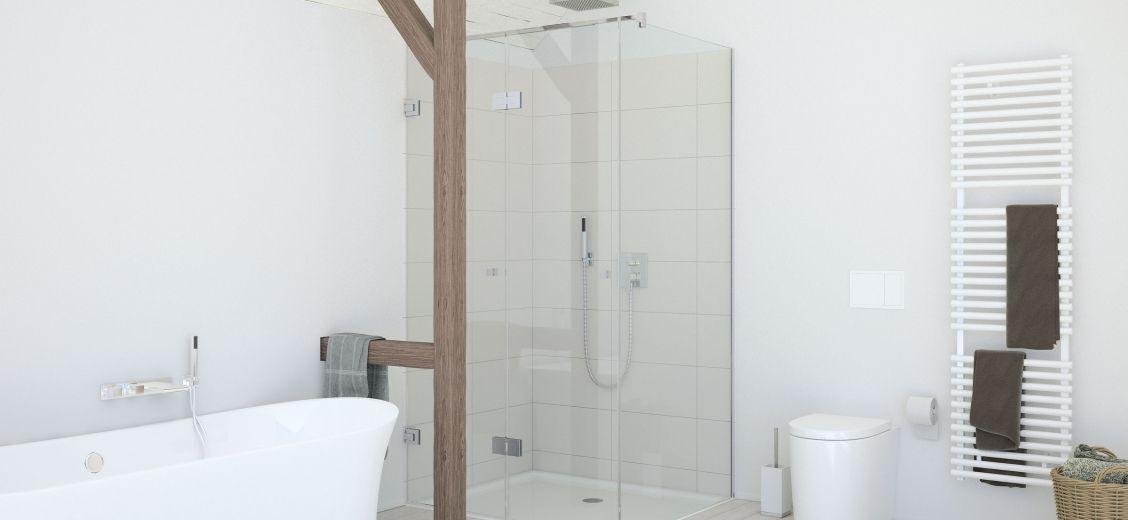 Afbeelding bij: Maak er echt úw badkamer van