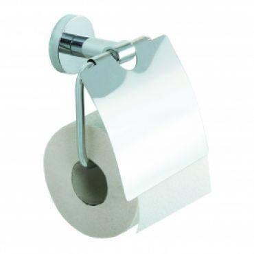 Foto van WC-papierhouder met deksel
