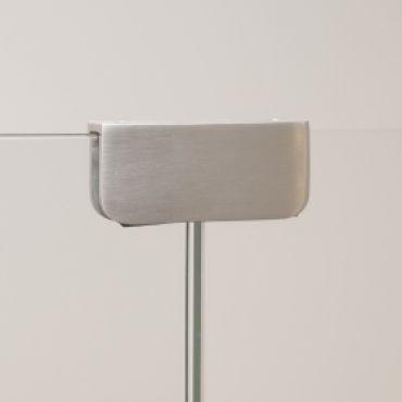 Foto van Inloopdouche wand + 2x staander