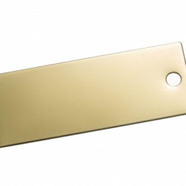 Foto van Polished Brass Beslag kleur