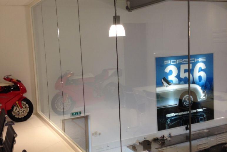 Afbeelding van Porsche Lammertink - Kantoorwanden