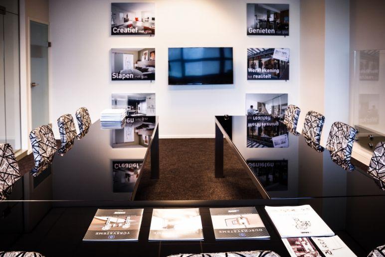 Afbeelding van Van Rijn Hoofdkantoor - Complete glasoplossingen